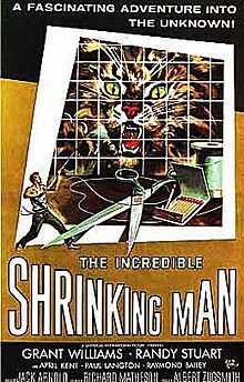 The Incredible Shrinking Man (1957). D: Jack Arnold. Selected in 2009.
