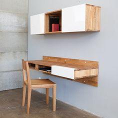 MASHstudios Wall Mounted Desks