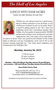 FoxTalkzToastmasters member to speak at the Ebell Theater! Wow!