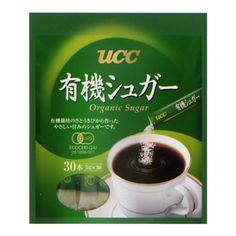 UCC 有機シュガー - 食@新製品 - 『新製品』から食の今と明日を見る!