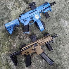 Airsoft Guns, Weapons Guns, Guns And Ammo, Tactical Guns, Tactical Survival, Sig Sauer, Sig Mpx, Ar Pistol Build, Ar Build