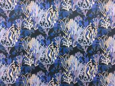 Coral Camp Liberty Tana Lawn Cotton Print