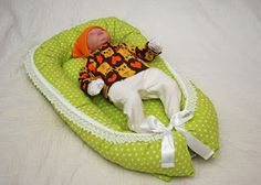 Leonora.fi: Babynest med ullstoppning