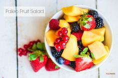 Paleo Fruit Salad