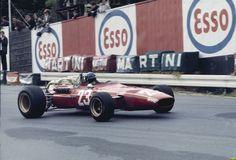 Nürburgring 1969 Jackie Ickx