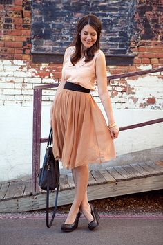 i am so exciting about ordering this skirt! itll be perfect with boots, tights and a thick sweater