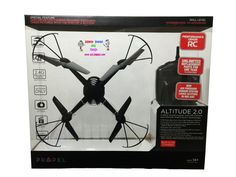 Propel Altitude 2.0 Quadrocopter with HD Camera Black | Atlanta Snacks & Things Home