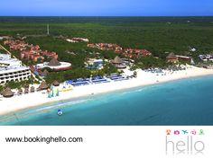 VIAJES DE LUNA DE MIEL. Catalonia Privileged Maroma es uno de los tres resorts en Cancún que en Booking Hello ponemos a tu disposición, para celebrar tu luna de miel. Además del confort de sus instalaciones, está ubicado a pocos kilómetros de Playa del Carmen, Cozumel y Tulum, para que tú y tu pareja disfruten de los principales atractivos turísticos de la zona. Visita www.bookinghello.com e ingresa y código HCARIBE, para más información. #HelloExperience