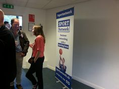 An action shot from the Sport Network Stirling event in July 2015. #sportnetwork
