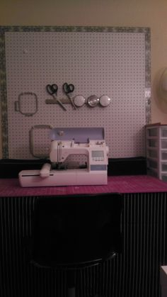 Embroidery Station