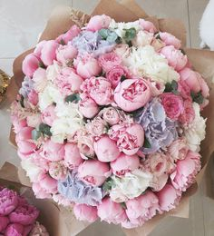 all flowery - all beautiful