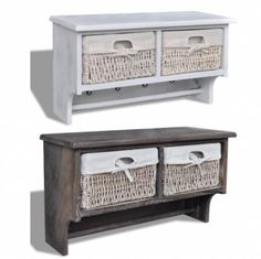 Wooden Wall Storage Shelf Brown Hangers Furniture Hall Study Baskets Hooks New    Get Now  this Great Gift. At Luxury Home Brands WE always Find Great Stuff for you :)