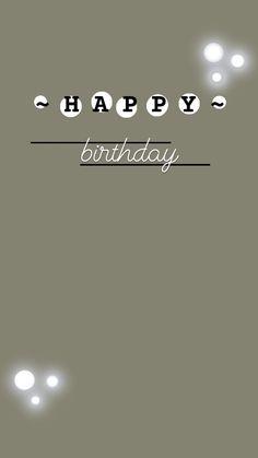 Happy Birthday Template, Happy Birthday Frame, Happy Birthday Posters, Happy Birthday Wallpaper, Creative Instagram Photo Ideas, Ideas For Instagram Photos, Photo Instagram, Birthday Captions Instagram, Birthday Post Instagram