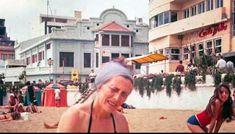 La Playa Grande hace 60 años - miplaya Grande, Street View, Historical Photos, Antique Photos, Beach, Places