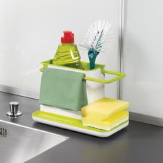 Joseph Joseph Caddy   Highly Practical Sink Tidy.