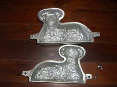 Large German Cake Mold Cookie Mold Chocolate Mold Candy Mold Baking Mold