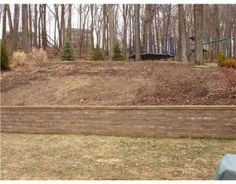 My Blog: A Hill Makeover