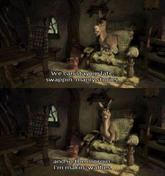 #Donkey #Shrek Eddie Murphy, Funny Movies, Great Movies, Funny Cute, Hilarious, Super Funny, Comedy, Childhood Movies, Funny Bunnies