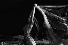 Jugando con el viento - Jugando con el viento Modelo: Ruth Fotografía y edición: Marifé Castejón (My Visions) Ayudante: Kino Harkonnen
