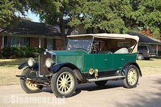 1924 Stanley Steam Model 750.