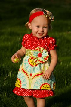 Wildflower (2) Piece Set... Adelaide Original. sizes 6mo to 6yrs $67.00