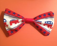 Republican Girl Bow