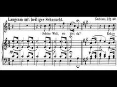 Schubert - Die Götter Griechenlands D 677