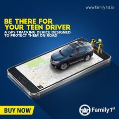 gps tracking for teenage drivers