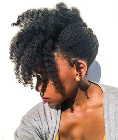 Pelo 4c, Pelo Afro, Natural Hair Cuts, Natural Hair Updo, Natural Afro Hairstyles, Pelo Natural, Natural Styles, 4c Hair, Curls Hair