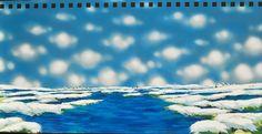 COMPOSIZIONE 3  Dimensione: 177,8x89,6 cm Tecnica: Acrilico su carta su base serigrafica