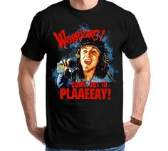 The Warriors - Come Out To Play! Camiseta Camisa Tee T Shirt