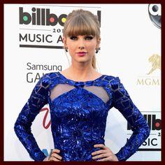 love that blue dress! -S