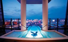 Villa Playboy à Vegas Palms