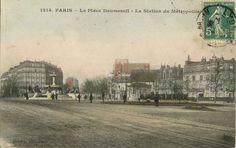 Gondry 1214 - La Place Daumesnil - Station du Métropolitain