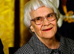 "Harper Lee, author of ""To Kill a Mockingbird,""  is 86.  Her sister is still practicing law in Alabama at age 100."
