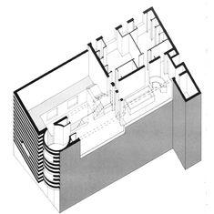 josephine baker house design | Josephine Baker House, Unbuilt