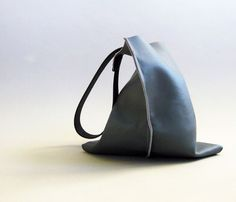Small Slouchy Leather Bag