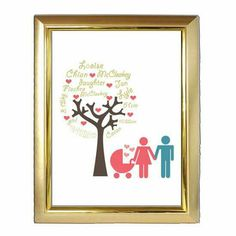 Birth Weight, New Parents, New Baby Products, Gender, Daughter, Frame, Beautiful, Decor, Decoration