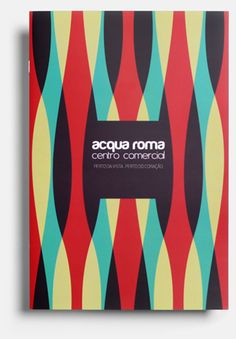 "Book Cover ""Acqua Roma"""