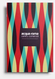 """Book Cover """"Acqua Roma"""""""