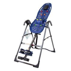 5192a0bf7fc Teeter EP-560 Ltd. Inversion Table with Back Pain Relief DVD - Refurbished