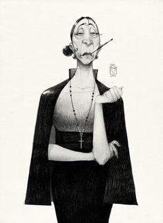 2D artist, character designer Ukraine www.instagram.com/bladmoran www.facebook.com/blad.moran...