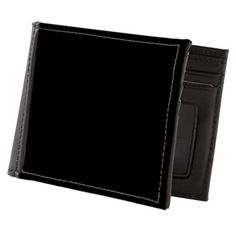 Solid Black Mens Wal