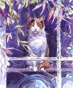 Simon Bull - watercolor