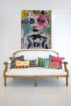 GALLERY OF LIFE art by dain