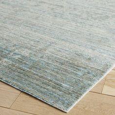 Pasha Heirloom Distressed Blue 8x10 Rug Room Rugs, Outdoor Blanket, Traditional, Antiques, Blue, Floors, Hawaii, Garden, Bedroom Rugs