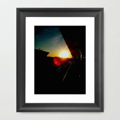 Going out with a bang Framed Art Print by Lisa De Rosa-Essence of Life Photography - $37.00