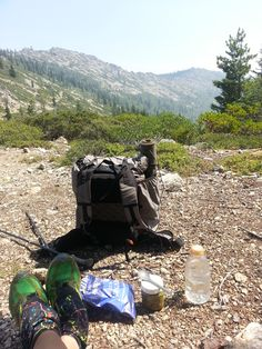 Hiking the Pacific Crest Trail: Post-trail gear review by Carrot Quinn.  Great info for serious hikers.  This whole blog is can't-stop-reading about an amazing hike of 2,650 miles; the trail stretches from Mexico to Canada.  #camping