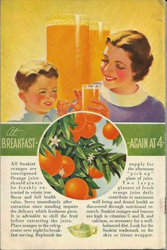 Aunt B Simply Living: Sunkist Recipes For Every Day
