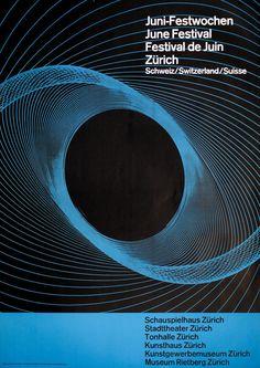 Richard Paul Lohse Junifestwochen Zürich